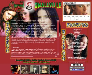 GCS - Get Charmed by Smallville! via Bravepages