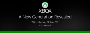 #XboxReveal invites from Microsoft