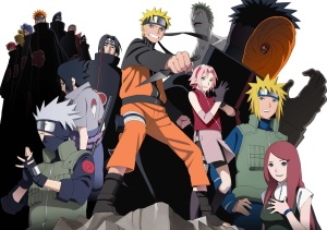 Road to Ninja: Naruto the Movie promotional image