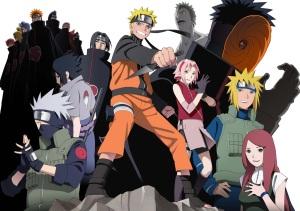 Road to Ninja: Naruto the Movie promotional image