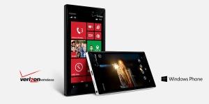 Nokia Lumia 928 for Verizon Wireless running Windows Phone 8. Image (c) Nokia