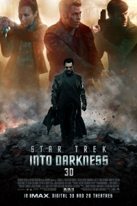 Star Trek: Into Darkness Theatrical Poster. Image (c) Paramount Pictures