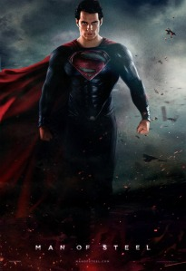 Man of Steel Character Poster. Image (c) Warner Bros.
