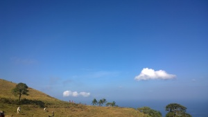 One last shot before leaving Mt. Gulugod Baboy. I hate goodbyes…